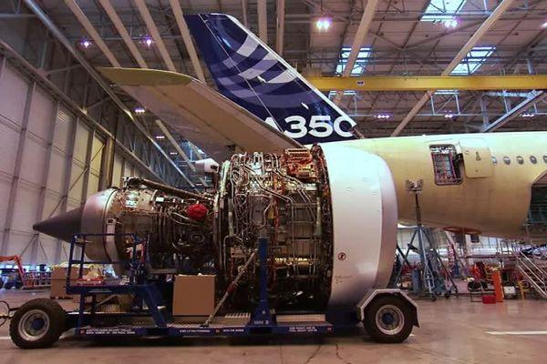 A Méaulte, les personnels engagés sur les programmes A380 et A400M vont être redéployés sur ceux de l'A350 et de l'A320.