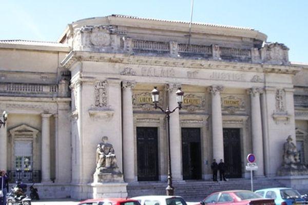 Le palais de justice de Toulon