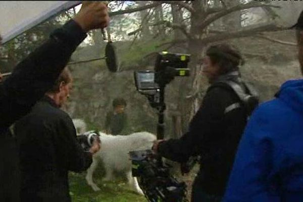 Le tournage dans l'Ain a duré trois semaines.