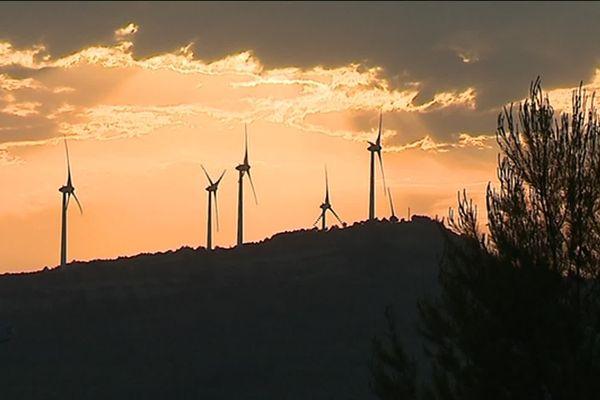 Les associations qui s'opposent aux projets éoliens en Occitanie sont nombreuses et les procédures judiciaires mettent des années à aboutir