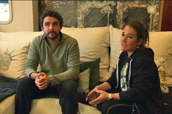 Aurélie et Robin Joubert font partie d'une dynastie de forains