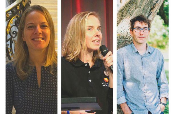 Ces trois scientifiques des universités lyonnaises ont été sélectionnés parmi plus de 2000 candidats européens