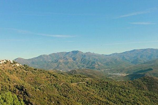 ILLUSTRATION - Paysage de Corse