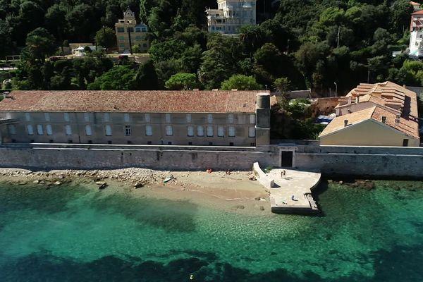 A l'Institut de la Mer de Villefranche, les chercheurs bénéficient d'un cadre de travail unique.