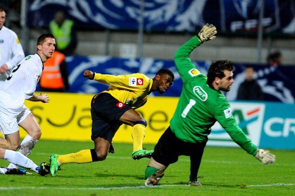 Le match Bressuire/Sochaux le 4 janvier 2014 en coupe de France