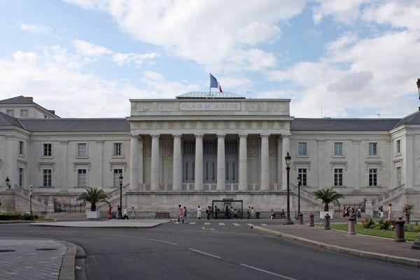 Palais de justice de Tours (Indre-et-Loire)
