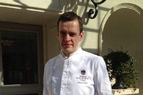 Arnaud Faye, de la table du Connétable, décroche sa première étoile au Michelin