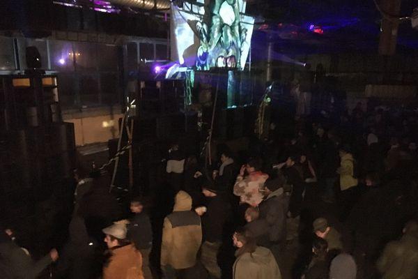 Rave party à liverdun
