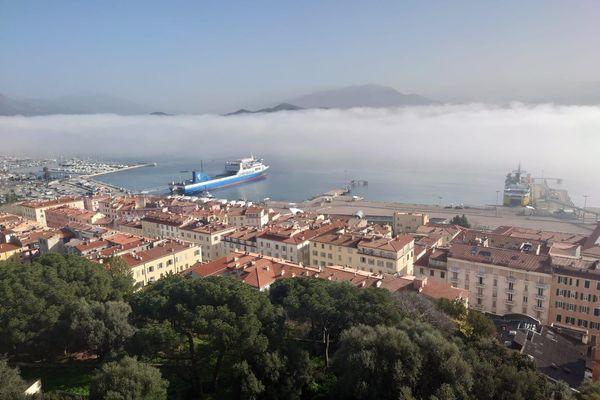 La Corse est touchée par un épisode de pollution aux particules fines ce mercredi 24 février.