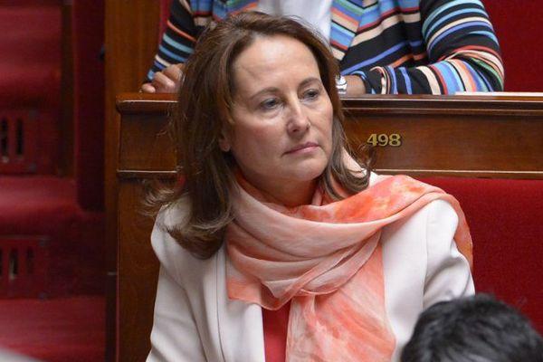 Ségolène Royal, ministre de l'écologie et ancienne présidente de Poitou-Charentes