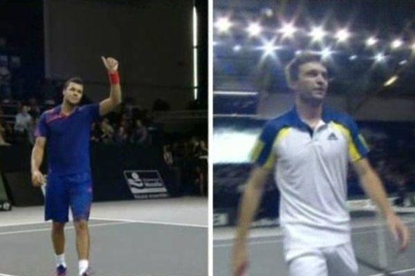 les deux finalistes du Moselle Open 2013