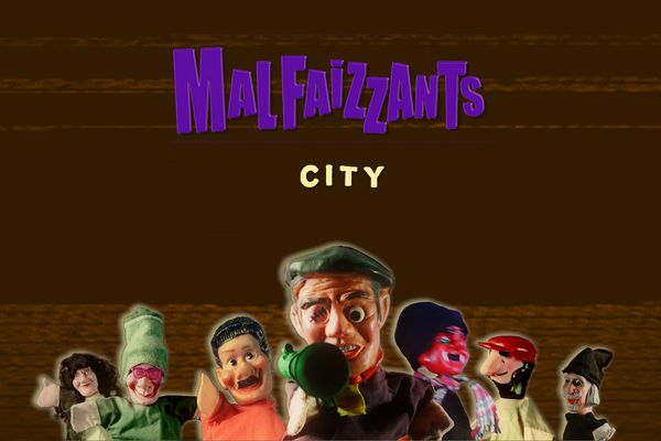 Les habitants de Malfaizzant City
