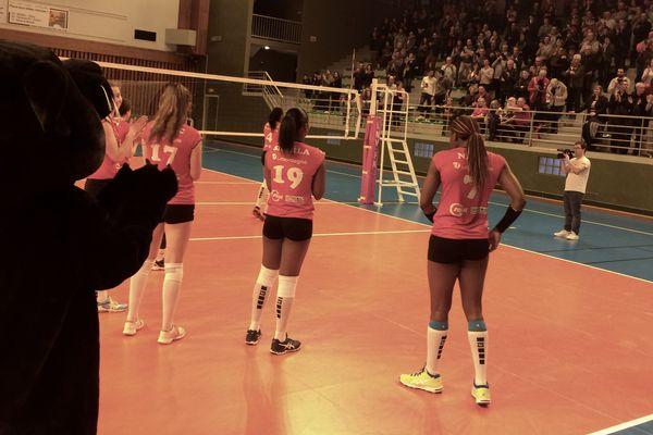 Pour leur dernier match de la saison, les Panthères de Chamalières ont sèchement battu les filles de Mulhouse pourtant championnes en titre de Ligue A.