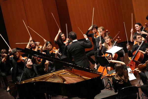 Le concert du Nouvel An de l'orchestre de Cannes sera diffusé sur les pages facebook de France 3 Provence-Alpes-Côte d'Azur vendredi 1er janvier à 16h et à 20h30.