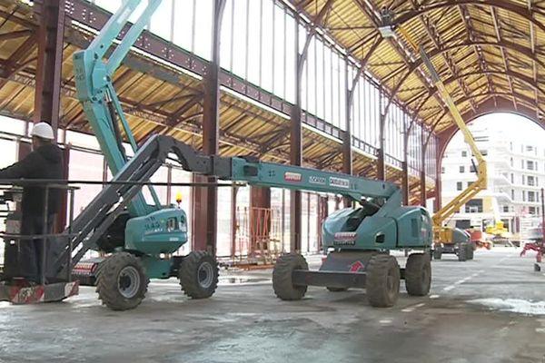 De hall de gare en halle gourmande... le projet d'aménagement de la gare du Sud
