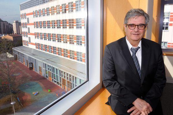 Georges Méric, président PS du Conseil départemental de la Haute-Garonne