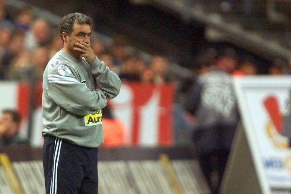 Ladislas Lozano, le 7 mai 2000