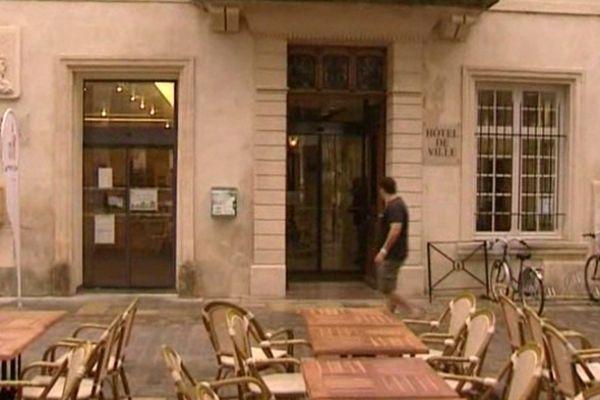 Mairie d'Aigues-Mortes (Gard)