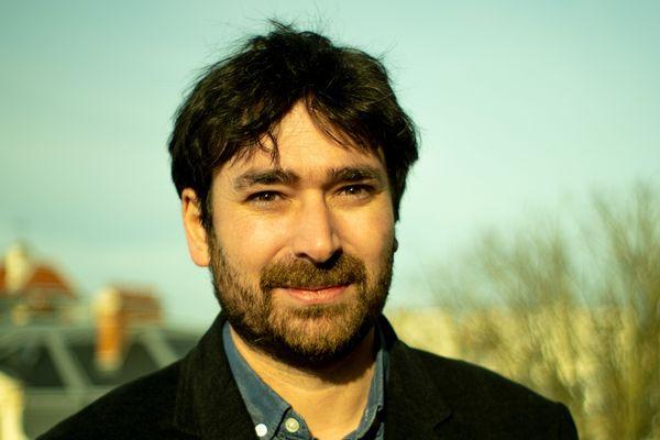 Léo Tyburce est candidat EELV à la mairie de Reims