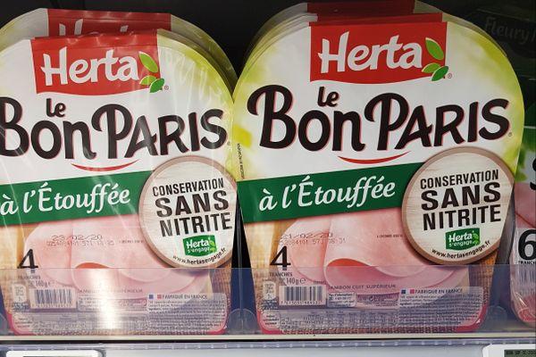 Certains produits sont déjà sans nitrites.