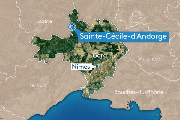Sainte-Cécile-d'Andorge (Gard)