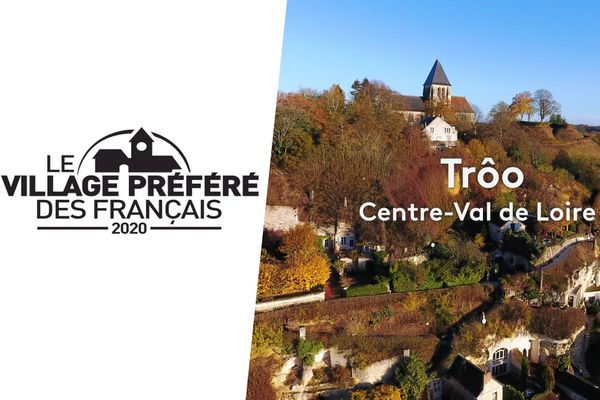 Le village de Trôo sera-t-il le village préféré des Français en 2020 ?