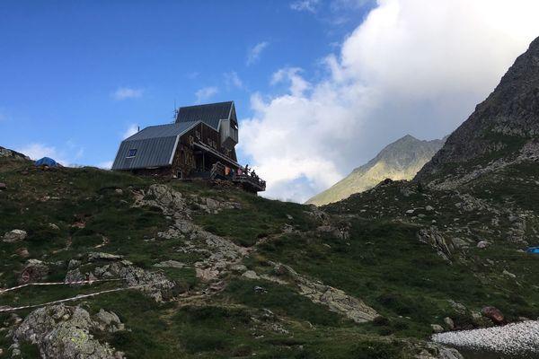 Refuge du Pinet (Ariège)