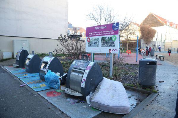 Grâce au dispositif de justice de proximité, les dépôts sauvages d'ordures peuvent être traités désormais en mairie.