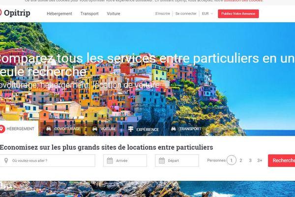 Opitrip.com, le comparateur de locations entre particuliers made in Loiret