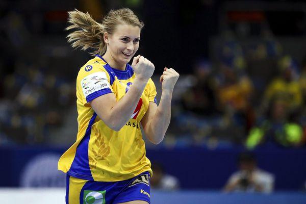 Isabelle Gullden rejoint les handballeuses de Brest pour les trois prochaines saisons.
