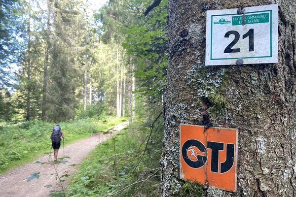 La GTJ peut se faire à pied, en VTT, à cheval ou à ski.