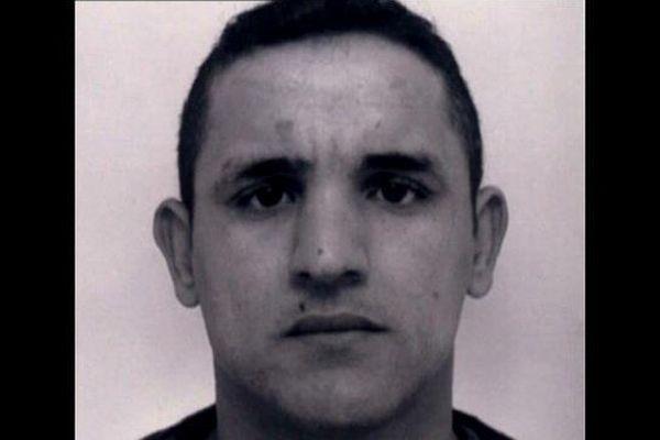 Mansour Larabi, l'ex-légionnaire jugé pour l'assassinat de sa compagne aux assises de l'Hérault, à Montpellier - archives