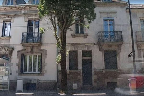 L''ancienne maison de la famille Ligonnès à Nantes - été 2018