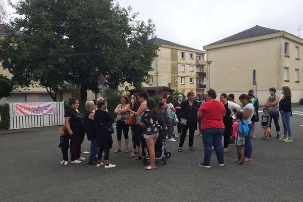 Les parents se trouvent démunis face à la fermeture de la crèche ''Les Petites Frimousses''