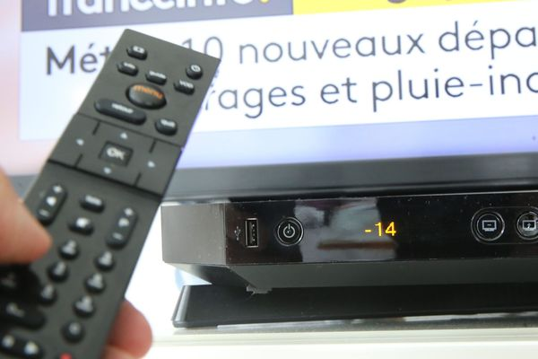 Contrairement au passage à la TNT HD en 2016, aucun achat d'adaptateur n'est nécessaire. Votre télécommande suffira.