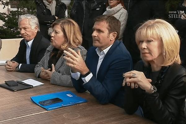 Territoriales – Jean-Martin Mondoloni (D) en appelle à la mobilisation démocratique pour le second tour