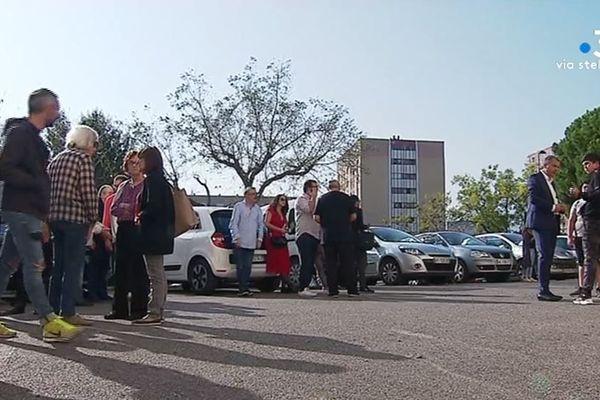 Un budget de près de 45 millions d'euros a été alloué à la réhabilitation du quartier.