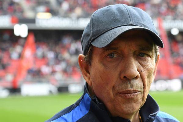 Jean-Louis Gasset a annonc qu'il quittait le club de Montpellier à la fin de la saison.