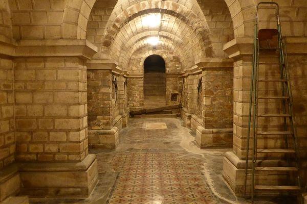 La Crypte de la rue Pierre Nicole (Paris Ve) pourrait être ouverte au public à l'avenir.