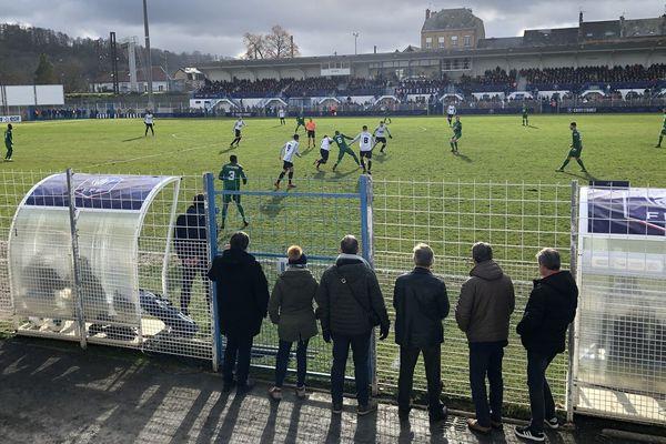 Prix-les-Mézières s'est incliné 0 à 1 en 16e de finale de Coupe de France ce samedi 18 janvier au Stade du Petit bois à Charleville