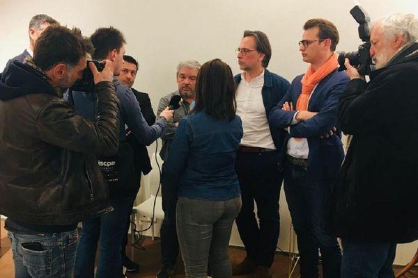 """Des représentants du collectif #SOSEvents31 ont tenu une conférence de presse ce jeudi à Toulouse pour tirer le signal d'alarme : la crise du Covid-19 place leur secteur d'activité en """"danger de mort""""."""