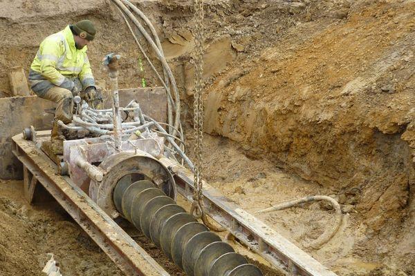 Les réparations en cours sur le réseau Orange en Maine et loire