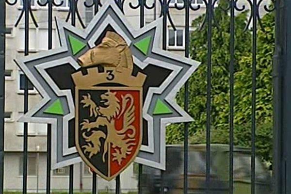 Blason du régiment du 3ème Génie de Charleville-Mézières