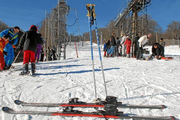 La station de ski du Mont Aigoual doit ouvrir ses portes le 15 décembre
