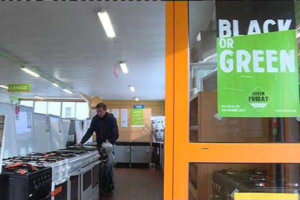 Green Friday au magasin Envie de Chenôve