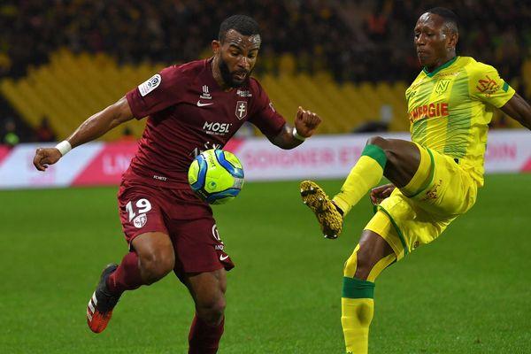 Pas de nouvelle défaite mais pas de victoire non plus pour le FC Nantes.