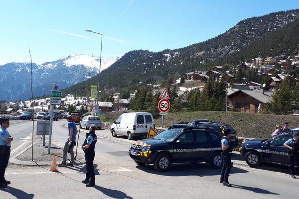 Gerard Collomb, ministre de l'Intérieur, a annoncé l'arrivée de renforts importants de police et de gendarmerie pour s'assurer du respect absolu du contrôle aux frontières