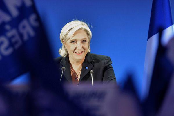 Ce dimanche 23 avril, c'est Marine le Pen qui est arrivée en tête de la préfecture du Var.