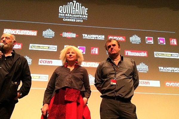 """""""Henri"""" est un film présenté ce matin dans le cadre de la Quinzaine des réalisateurs. Film tourné en Belgique et dans le bassin minier avec des comédiens de la compagnie roubaisienne l'Oiseau Mouche"""