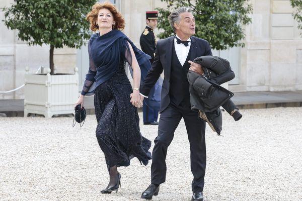"""Gérard Holtz jouera dans la pièce """"Le Jeu de l'amour et du hasard"""" à Nice en août 2020."""
